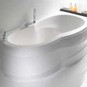 Vasca Da Bagno Con Telaio E Pannelli.Vasche E Docce Ceramiche De Paola