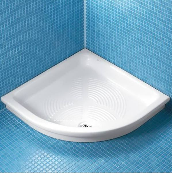 Ceramica Dolomite Piatto Doccia Onda.Piatto Doccia Semicircolare Surf 80 90 Ceramica Dolomite Ceramiche De Paola