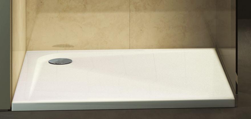 Piatto Doccia Ideal Standard In Acrilico Rettangolare 90x70 Cm Ultra Flat K1934 Ceramiche De Paola